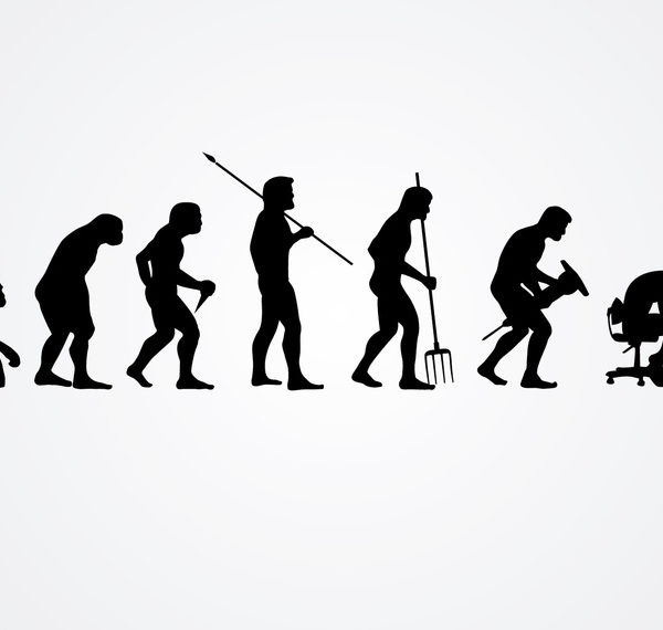 Evolution of work photo